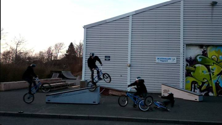Morten Larsen Feeble hard 180 bail 1