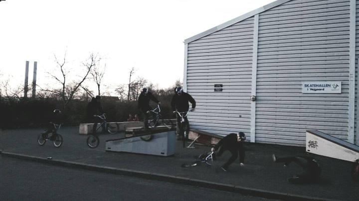 Morten Larsen Feeble hard 180 bail 2